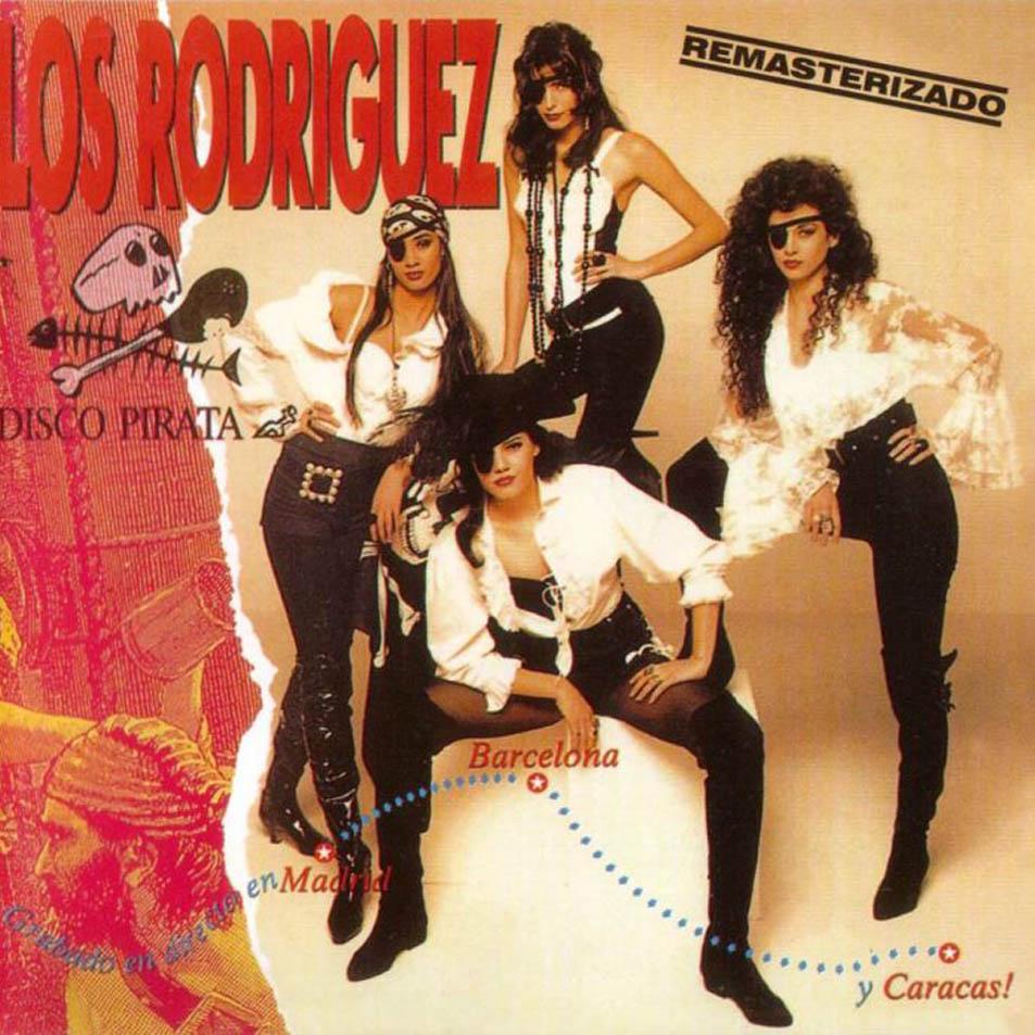 portada del album Disco Pirata