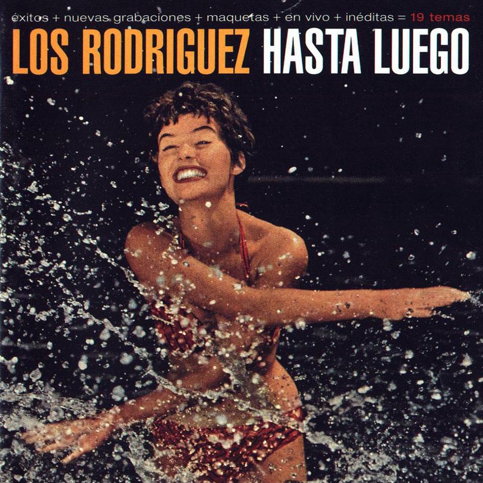 portada del album Hasta Luego