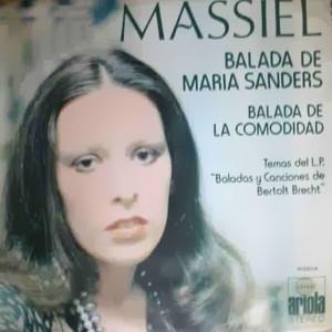 portada del disco La Balada de María Sanders