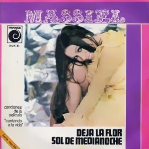 portada del disco Deja la Flor / Sol de Medianoche