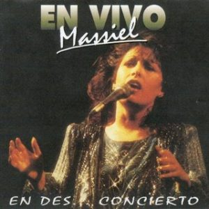 portada del disco Massiel en Des... Concierto