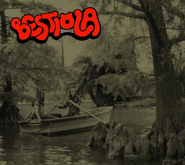 portada del album Bestiola