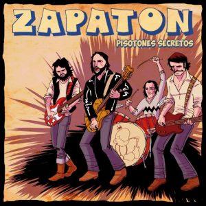 portada del disco Pisotones Secretos