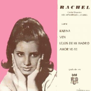 portada del disco Lejos de Mi Madrid / Amor Ye Yé / Ven / Karina