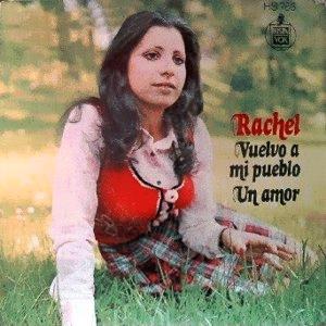 portada del disco Vuelvo a Mi Pueblo / Un Amor