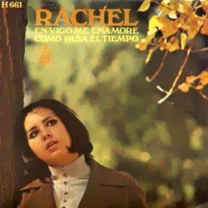 portada del disco En Vigo Me Enamoré / Como Pasa el Tiempo