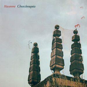 portada del disco Checoslovaquia