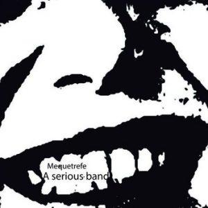 portada del disco A Serious Band