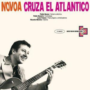 portada del disco Novoa Cruza el Atlántico