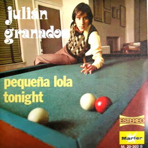 portada del disco Pequeña Lola / Tonight