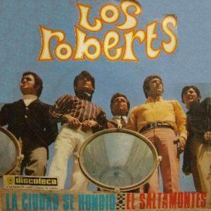 portada del disco La Ciudad Se Hundió / El Saltamontes