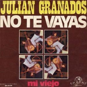 portada del disco No Te Vayas