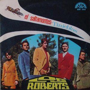 portada del disco El Saltamontes