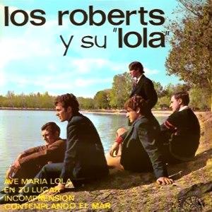 portada del disco Los Roberts y Su Lola