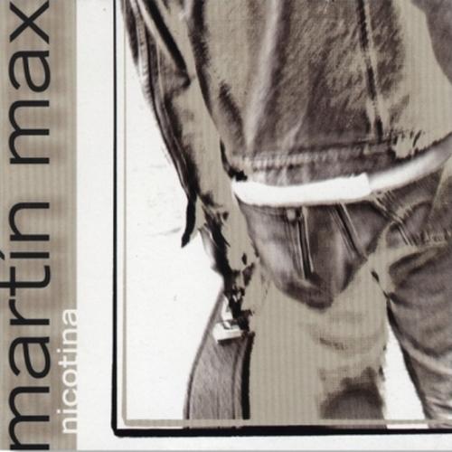 portada del album Nicotina