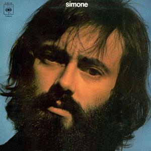portada del disco Simone