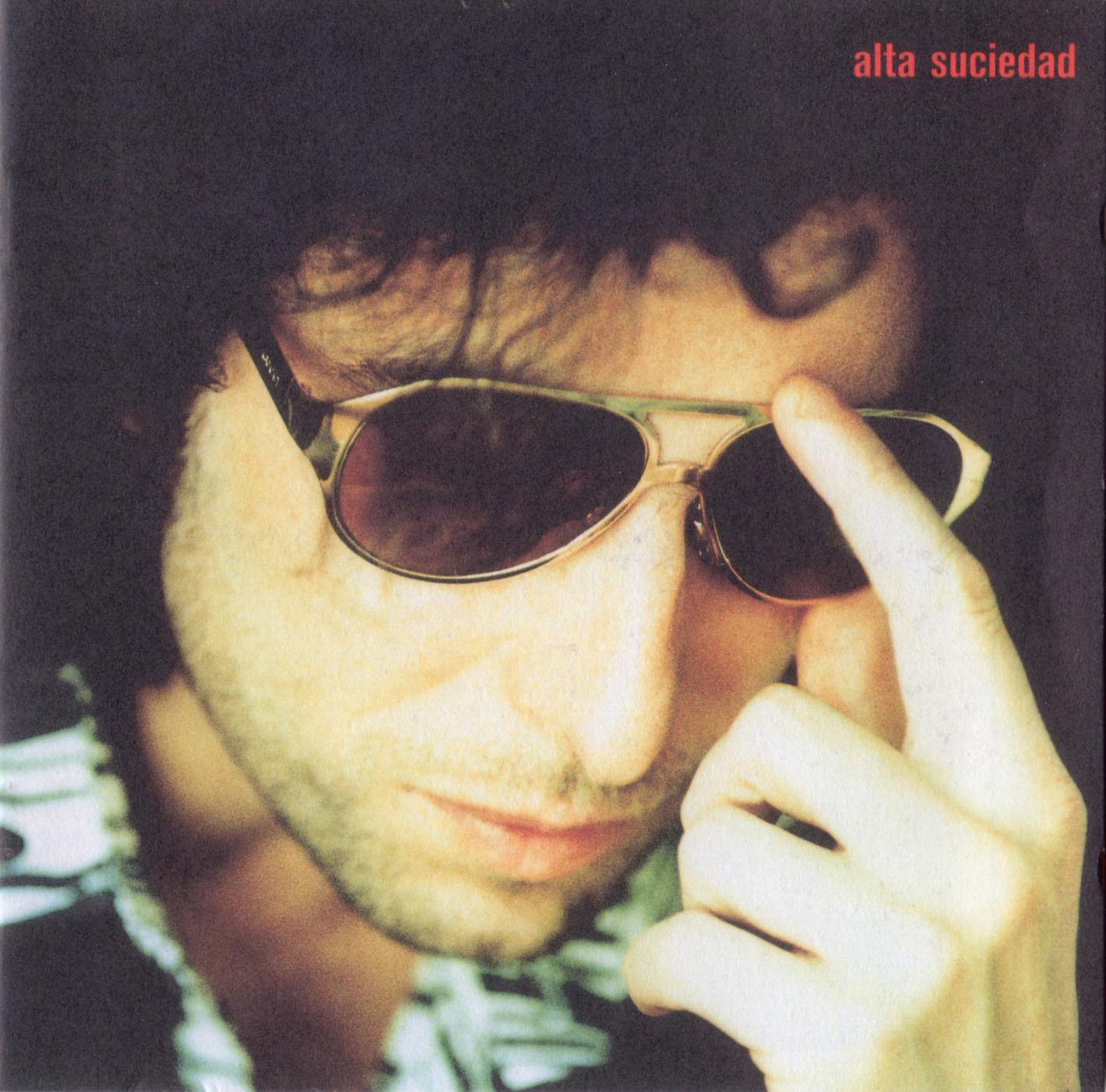portada del album Alta Suciedad