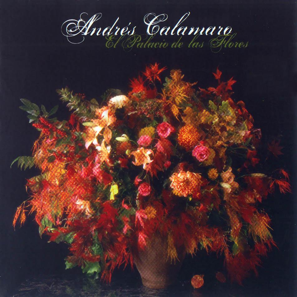 portada del album El Palacio de las Flores