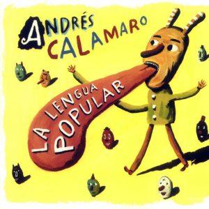 portada del disco La Lengua Popular