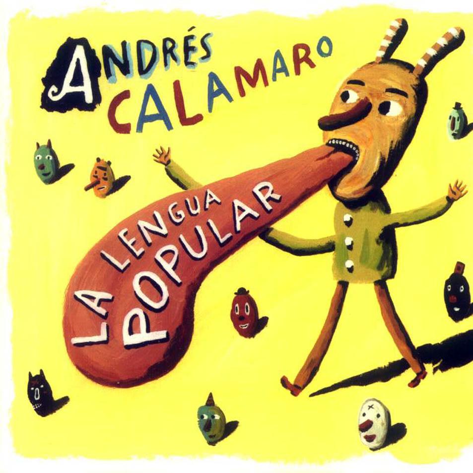 portada del album La Lengua Popular