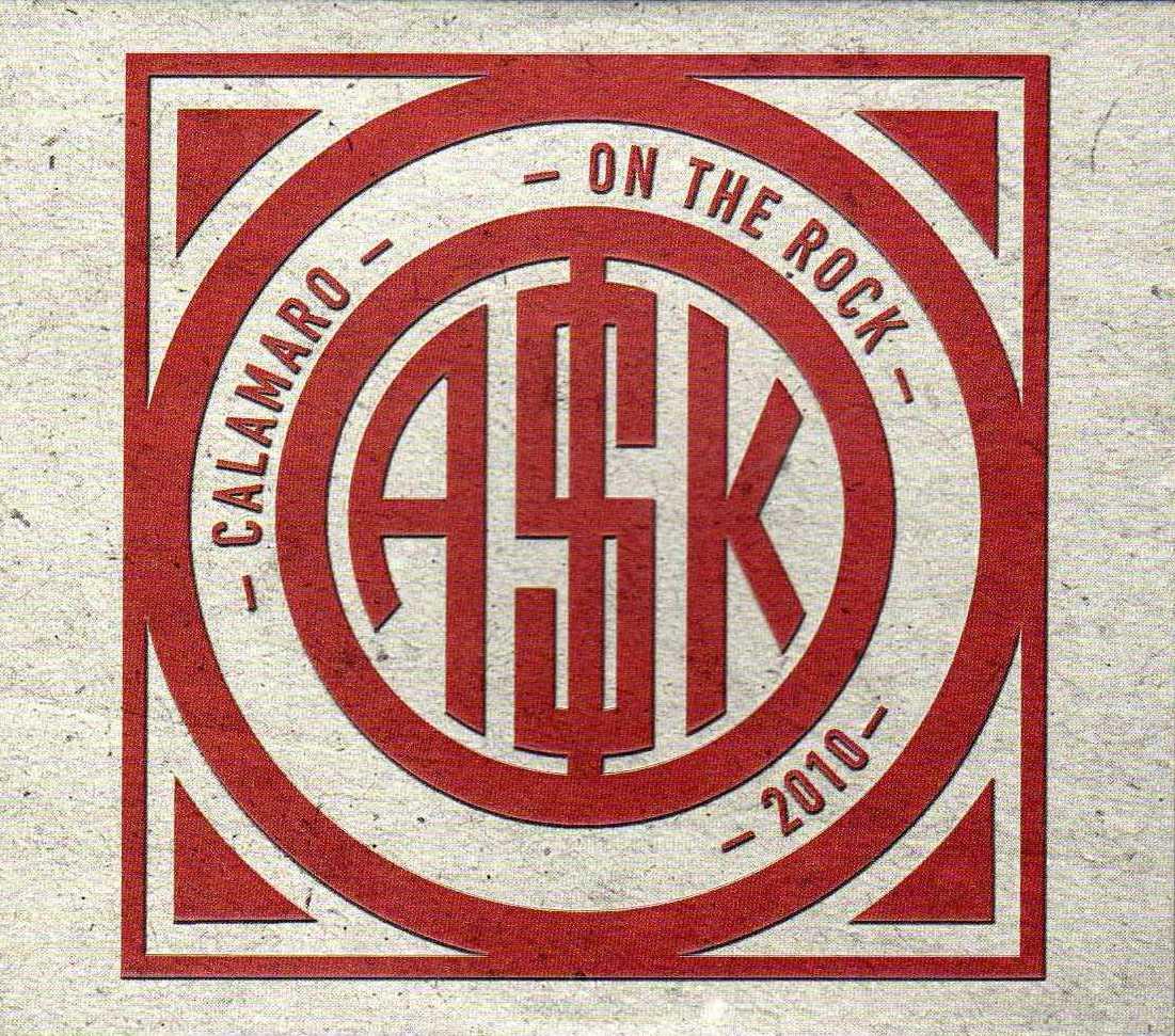 portada del album On the Rock