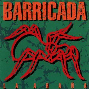 portada del disco La Araña