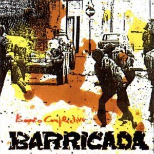 portada del disco Barrio Conflictivo