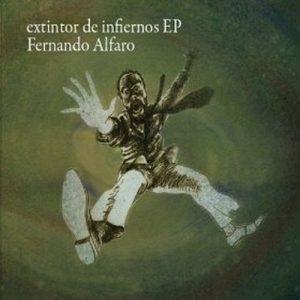 portada del disco Extintor de Infiernos EP