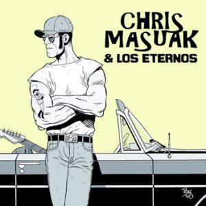 portada del disco Chris Masuak & Los Eternos