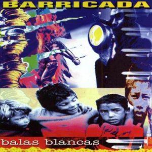 portada del disco Balas Blancas