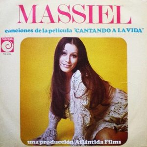 portada del album Cantando a la Vida / Massiel in Beatleland