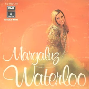 portada del disco Waterloo