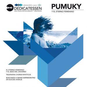 portada del disco Pumuky y El Eterno Femenino