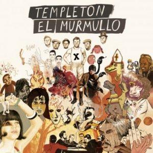 portada del disco El Murmullo