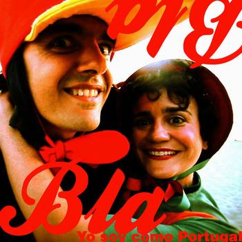 portada del disco Yo Soy Como Portugal
