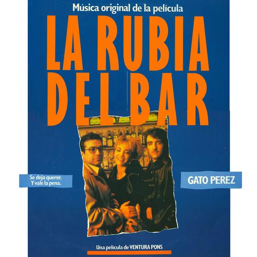 portada del album La Rubia del Bar