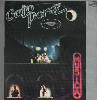 portada del album Música