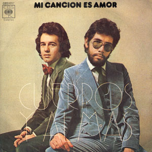 portada del disco Mi Canción Es Amor