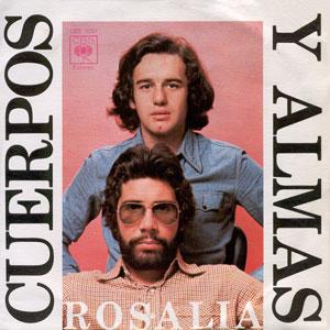 portada del disco Rosalía