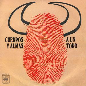 portada del disco A un Toro