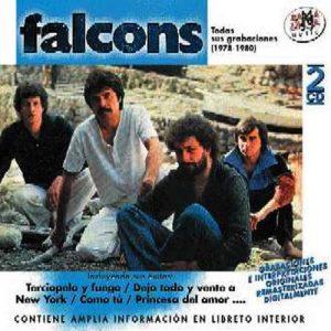 portada del disco Falcons. Todas Sus Grabaciones