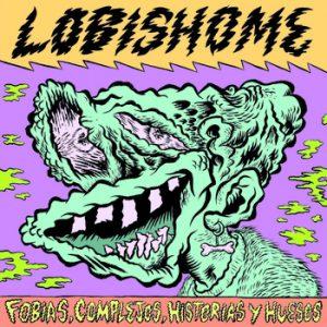 portada del disco Fobias, Complejos, Historias y Huesos