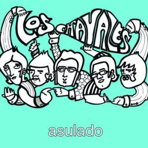 portada del disco Asulado