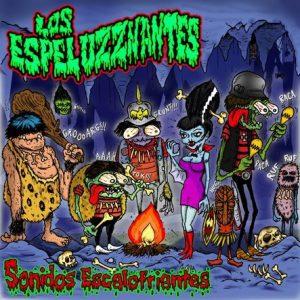 portada del disco Sonidos Escalofriantes