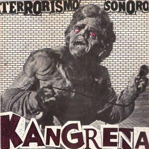 portada del disco Terrorismo Sonoro