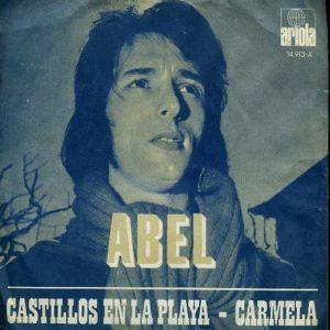 portada del disco Castillos en la Playa / Carmela