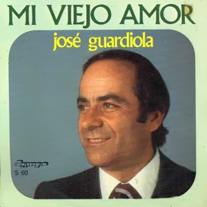portada del disco Mi Viejo Amor