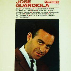 portada del disco José Guardiola