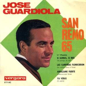 portada del disco San Remo 65
