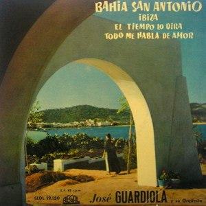 portada del disco Bahía de San Antonio